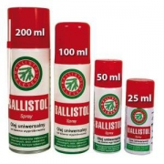 BALLISTOL OLEJ UNIWERSALNY 50/100/200
