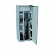 Konsmetal Szafa na broń długą MLB 150D/6+4-E Zamek elektryczny