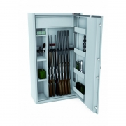 Konsmetal Szafa na broń długą MLB 150D/10+4-E Zamek elektryczny