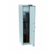 Konsmetal Szafa na broń długą MLB 150S/6 klasa S1