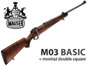 Mauser M03 Basic + Montaż