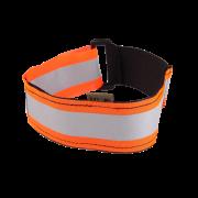 Obroża – opaska odblaskowa dla psa - pomarańczowa 2WOLFS