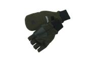 Rękawiczki Pinewood z nakładką na palce zielone 9109