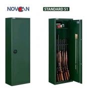 Szafa na broń NOVCAN 8 szt.