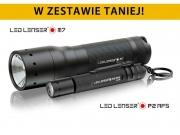 LED LENSER M7 + P2